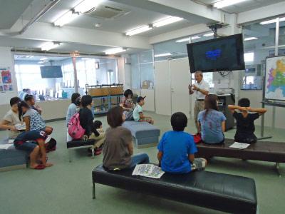 「男川浄水場と水源バスツアー」が開催されました!