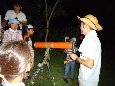 「カブトムシと流星群ウォッチ」イベントを開催しました!