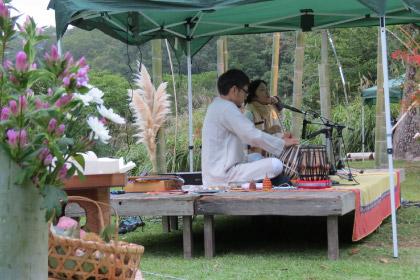 「森の十三夜音楽祭」を開催しました!