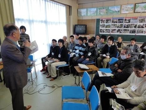 Ecoカフェミーティング「鳥川の未来づくり座談会」を開催しました!