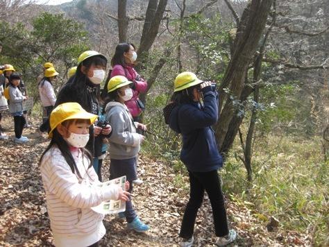 恵田(えた)小学校の2・3年生が環境学習に来ました!