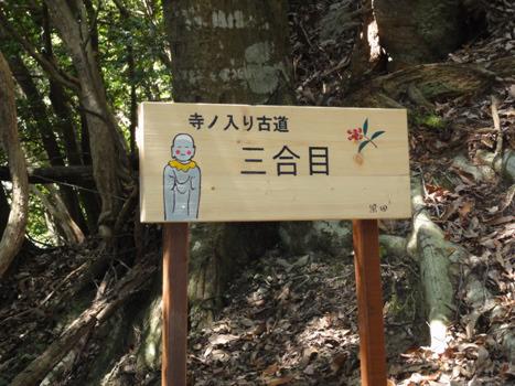 「フォトアルバム」登山道看板製作者の皆様!
