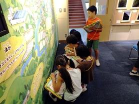 ホタル学校で環境教室!「城南小学校」4年生が来校しました!