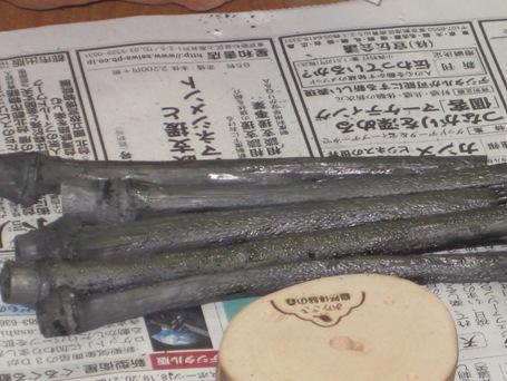 夏の音色をお届けします!「竹炭風鈴作り」