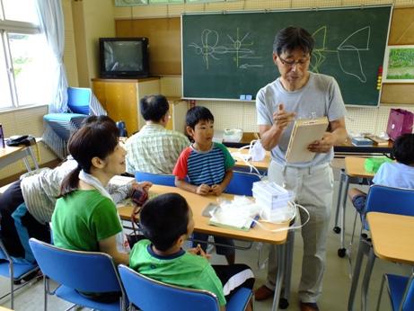 「チョウ・トンボの標本作り教室」開催レポート!