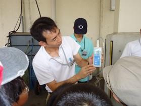 水はどこからやってくる?「水道水源探訪親子バスツアー」を開催!