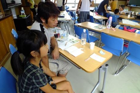第2回「ホタルの自由研究教室」を開催しました!