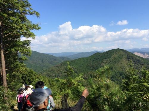 ホタルの里の山歩きイベントを開催!「ホド田山・音羽富士」コース