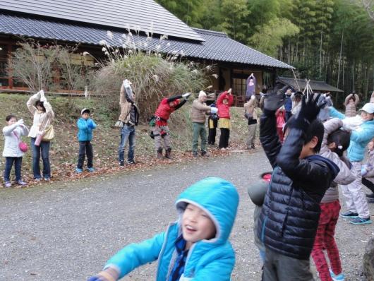 「木と友だちになろう!」ツリークライミング体験開催!