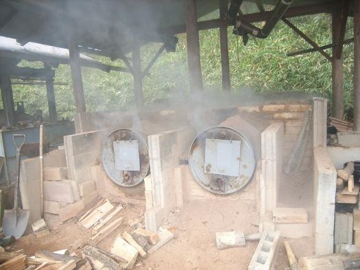 第3回「ドラム缶窯改修プログラム」を実施しました!