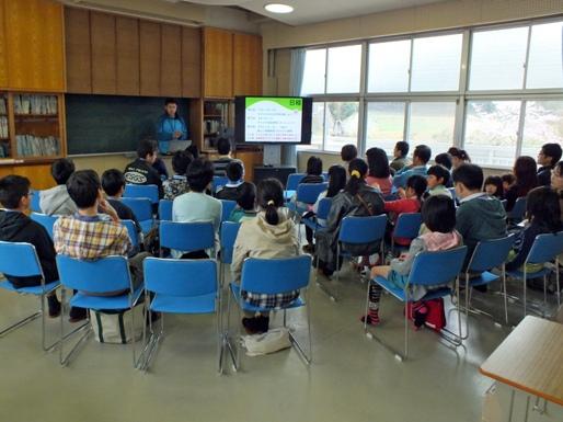 第1回「ホタルマスターファミリー講座」を開催しました!