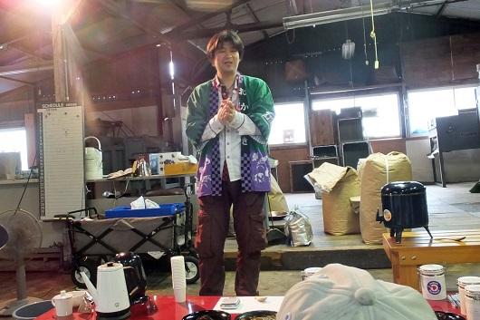 奥深いお茶の世界!「お茶作り」ボランティア活動視察研修会