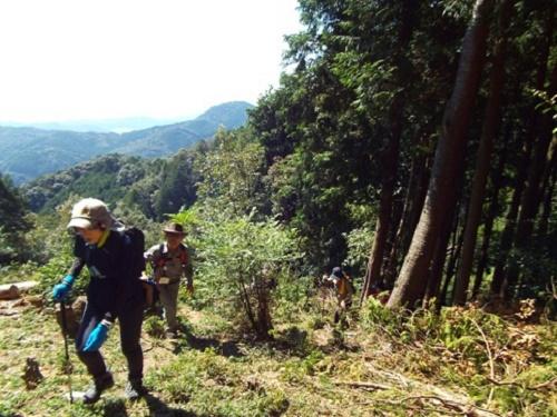山歩き始めませんか!「鳥川ホタルの里の山歩きイベント」参加者募集!