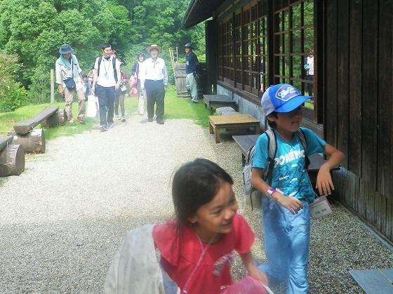「生物多様性親子バスツアー」が開催されました!