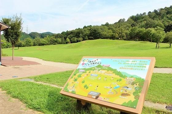 わんParkの木製遊具「クモの巣ネット」がリニューアル☆