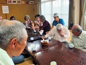 お茶づくりボランティア研修「烏龍茶」編