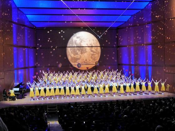 光ヶ丘合唱部コンサート「森の十三夜音楽会」を開催します☆