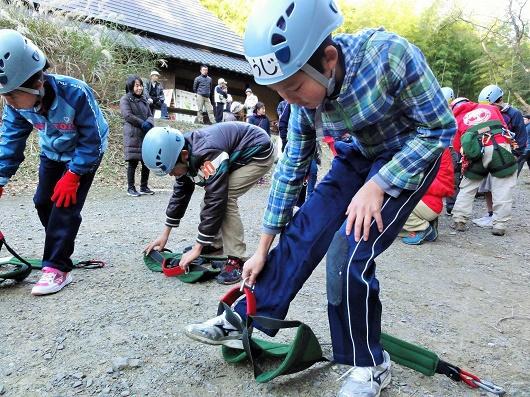 子どもたちに未知なる体験を!「ツリークライミング」参加児童募集中☆