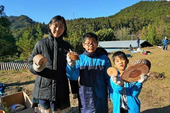 貴重な水源林を守る「おと川リバーヘッド大作戦」を開催☆