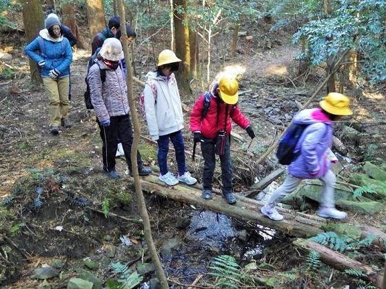鳥川の水源を探せ!美合小学校ホタル飼育部の環境教室