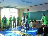 正月支度!「ミニ門松作り」イベントを開催