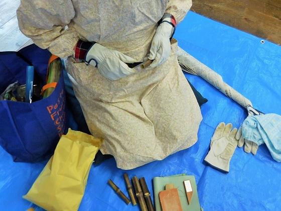竹は万能で使い道色いろ!竹細工教室
