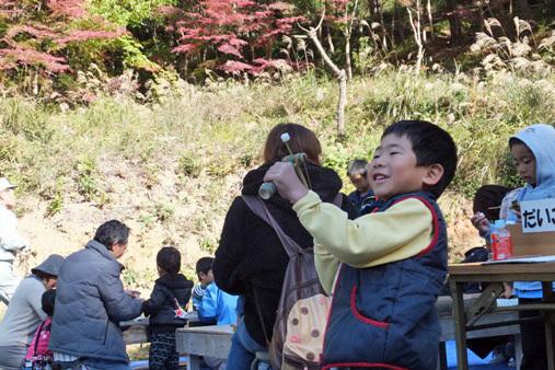 おかざき自然体験の森「秋まつり」開催のお知らせ!