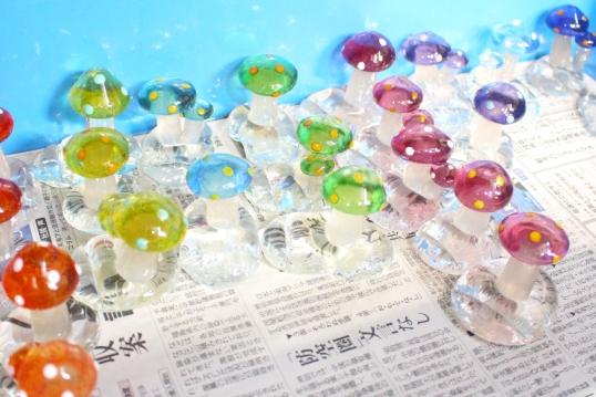 ホタルの「ガラス工芸品」制作の舞台裏をご紹介!