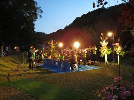 「森の十三夜音楽祭」のご案内