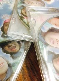 プレゼントソングのCD 完成!
