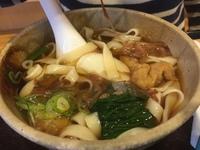 住宅街の中で、きしめん天ぷら味噌煮込み『三嶋屋』~日進市~