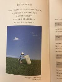 2018年の 森のようちえん全国フォーラムは、鳥取県!