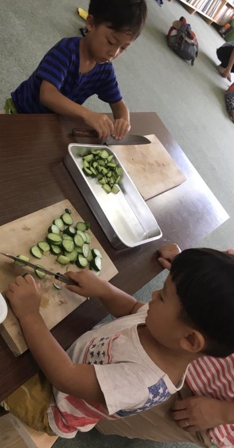 チラシ寿司を作ろう! ~その1~