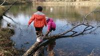 今日3月15日水曜日は豊田市藤岡地区にて 親子組スタート準備会。