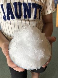 ~「かき氷」に集う~ 子どもカフェ  多世代カフェ