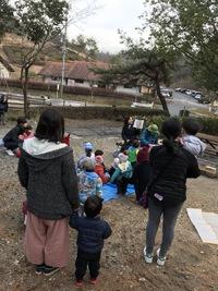 次回の親子組一日体験会は 2018年1月29日月曜日 浄水地区