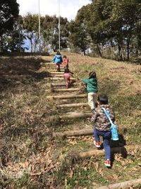 小さな子どもたちの大冒険! ~水曜藤岡コース親子組準備会~