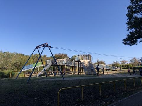 てんぱくプレーパーク  〜天白公園〜