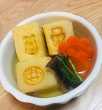 とろっと高野豆腐