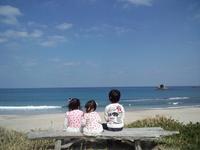 子どもは、静かな落ちついた中で育つと平和な心を持つようになる。