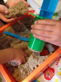 とろふわな砂。