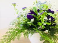 今月のお花あそび 2018/05/14 13:22:24