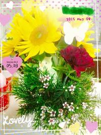 母の日の贈り物 2018/05/10 21:37:57