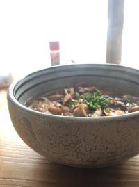 温かい素麺でほっこり(*´꒳`*)