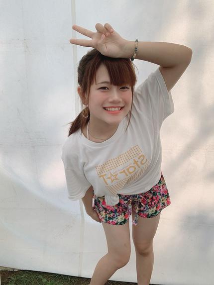 夏がおわるぅ  あゆか