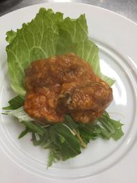 広島県産大粒牡蠣のチリソース