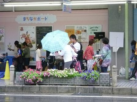 駅前における知人とのエンカウント率。