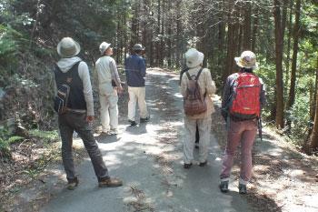 「ホタルの里の野鳥観察会」を開催しました!