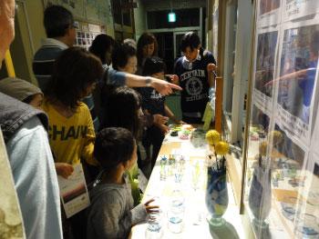 ホタル学校で「ガラス工芸品」の販売始まる!
