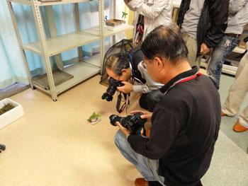 「ホタルを写そう!写真教室」を開催しました!